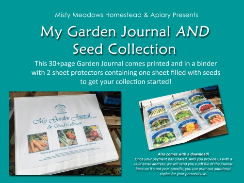 Journal & Seed Collection Mockup copy